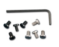 Wilson Hex Head Grip Screws Stainless