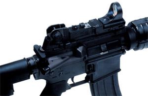 C More Aluminum Tactical Sight
