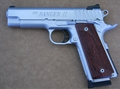STI 4.15 Ranger II .45 ACP Hard Chromed-