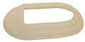 Dawson ICE Magwell STI Replacement Insert- White