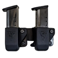 Comp-Tac Twin Magazine Pouch-Right Handed Shooter