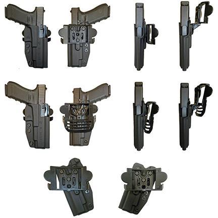 Comp-Tac International Holster - Left Hand