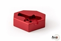 Apex Flat-Faced Trigger Assembly Block