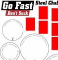 Go Fast Don't Suck Steel Challenge Dry Fire 8 Stage Kit