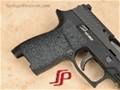 Springer Precision Sig P320/P250 Compact 9mm Grip Tape