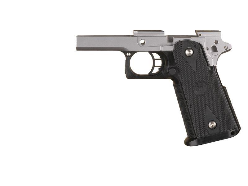 STI 2011 Frame Standard Wide, Long Curved Trigger