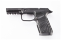 Wilson Combat P320 Grip Module, WC320, Carry , Standard Safety, Black