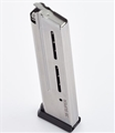 Wilson 1911 Elite Tactical Magazine, .38 Super, Full-Size, 10 Round, ETM Base Pad