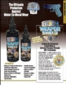 Weapon Shield Metal Treatment 4oz Bottle