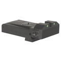 Kensight Certain Glock Adjustable Sight Trijicon Tritium insert - Night Sights - Beveled Blade