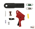 Apex Red Flat-Faced Forward Set Sear & Trigger Kit