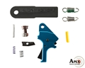 Apex Flat-Faced Forward Set Sear & Blue Trigger Kit