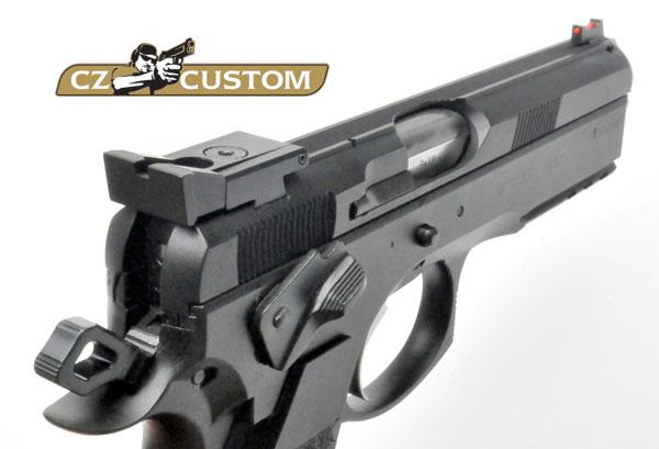 Cz 75 Sp01 Accu Shadow 9mm Black Adjustable Rear Sight