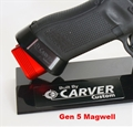 CARVER G17/G22G34/G35 Open Magwell for Gen 5