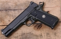 Wilson Combat CQB Elite .45 ACP Black/Green