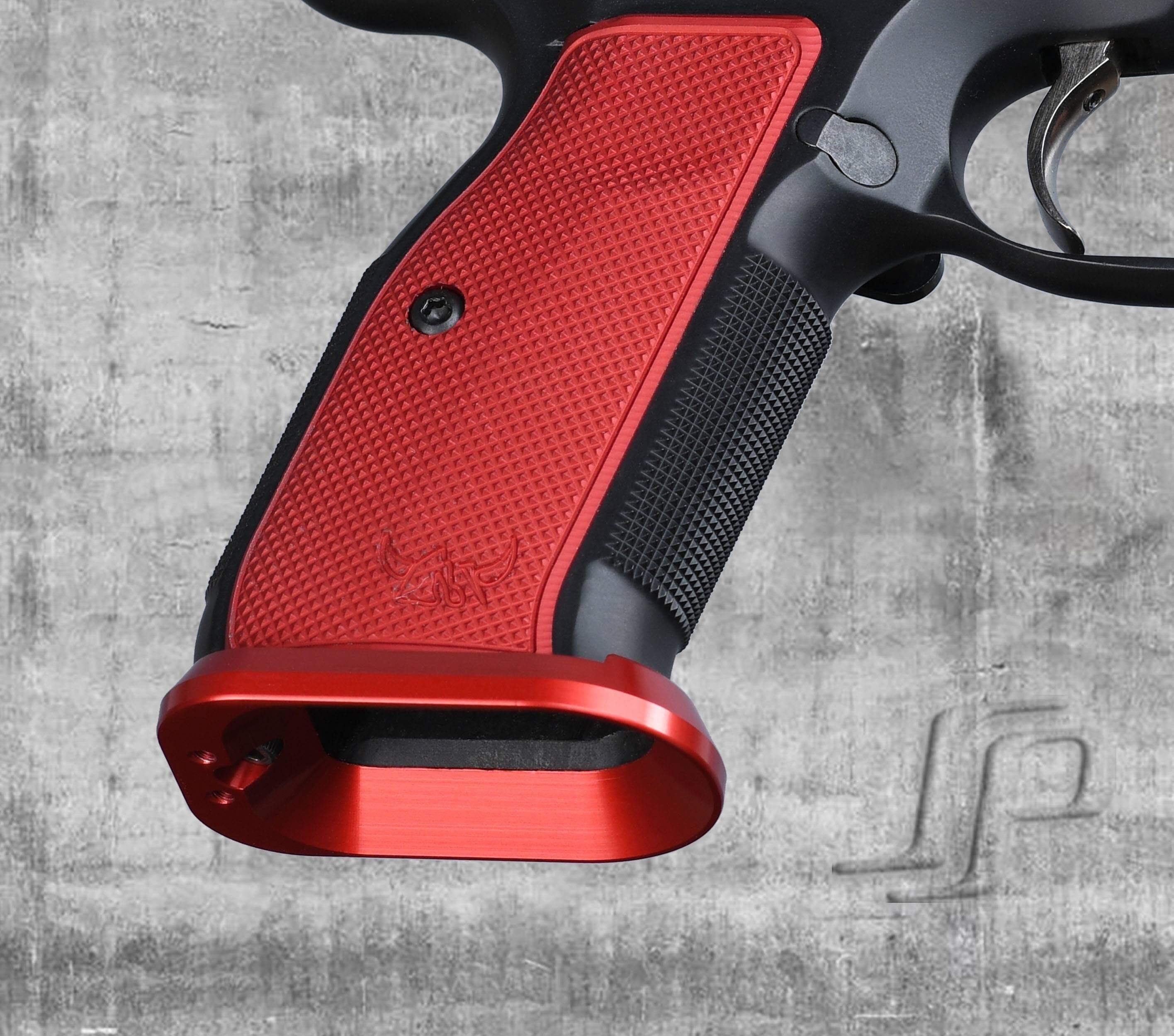 Springer Precision CZ75 & Shadow 2 ESP magwell