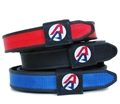Double Alpha Competition Belt -Black