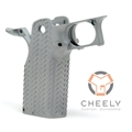 Cheely Custom E2 Grip Kit – Stainless