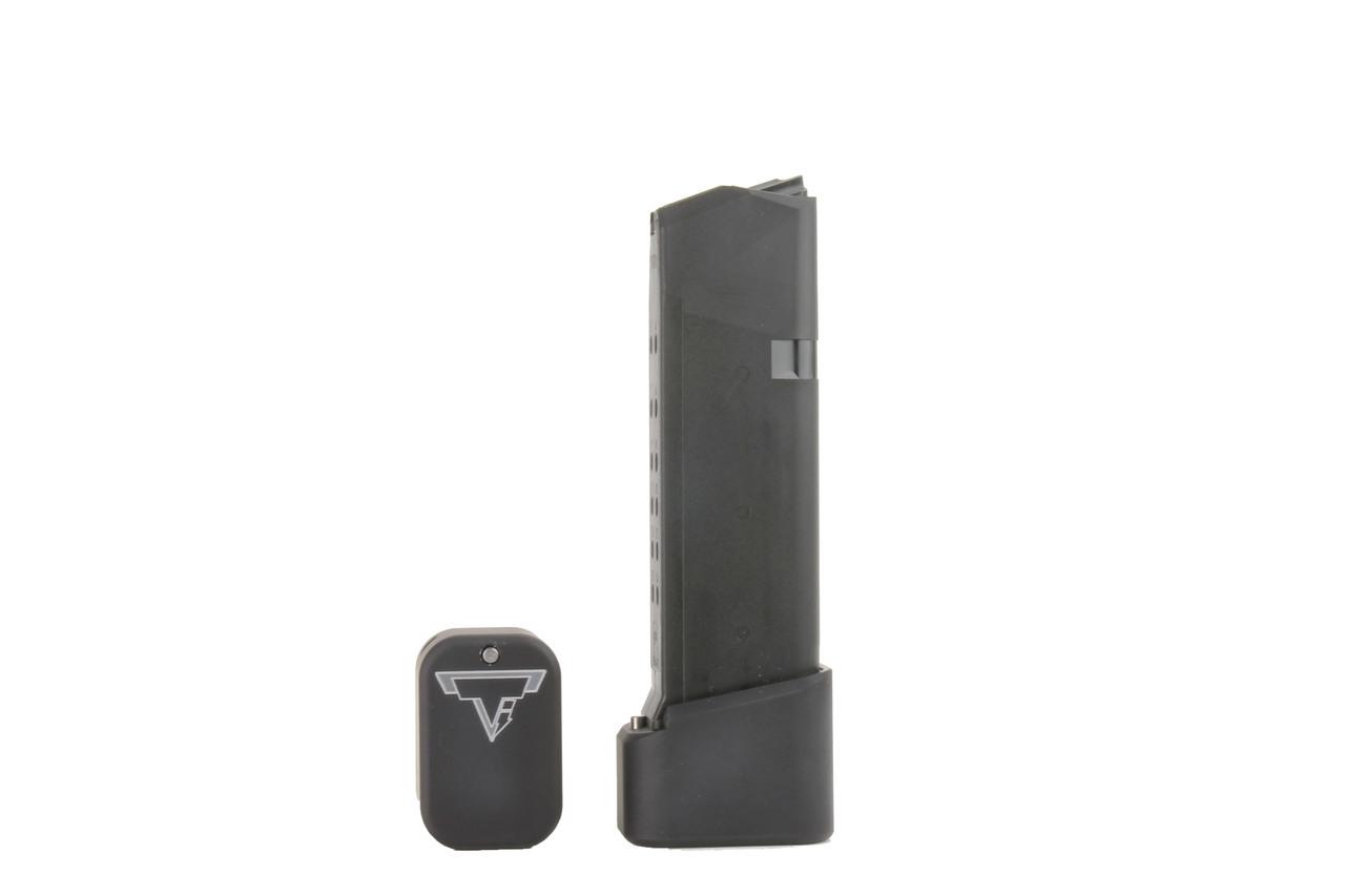 Taran Tactical Glock 19 23 Base Pads 4 5