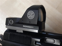 Henning ROMEO1 Mount for CZ SP-01 Shadow / Shadow 2