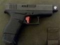 Glock 40 Sight Block - Low Profile