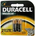 Duracell N Battery (pro ears) 2-pack