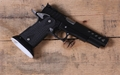 "CK Arms Thunder 5.5"" Limited Gun 9mm Black/ SS Controls"
