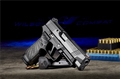 SIG / Wilson Combat P320, Full-Size, Black Module, 9mm, Action Tune with Straight Trigger