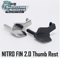Shooting Sports Innovations Nitro Fin 2.0 1911/2011 STI/SV Slide Lock Thumb Rest