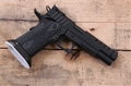 CK Arms Thunder Limited Gun 9mm Black Out Classic Light Rail