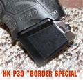"Taylor Freelance HK P30/P30L/VP9 ""Border Special"" w/spring"