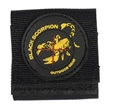 Black Scorpion Belt Keeper