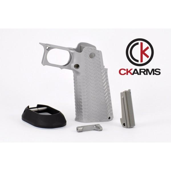 CK Arms Metal Grip Kit- Aluminum Textured