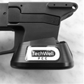 Techwell PCC Magwell CMMG BANSHEE and RESOLUTE 100 9mm Glock Mag