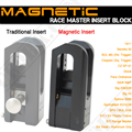 Double Alpha Race Master / Alpha-X Holster Blocks