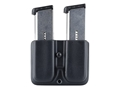Blade-Tech Double Mag Pouch Black