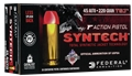 Federal Syntech Action Pistol .45 ACP 220 GR