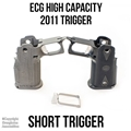 Everglades ECG STI High Capacity 2011 Trigger - Short