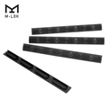 ERGO M-LOK WedgeLok® Slot Cover Grip - 4 Pack