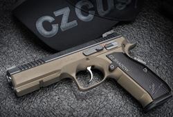 CZ 75 SHADOW 2 Bronze Custom Trigger / Tuned