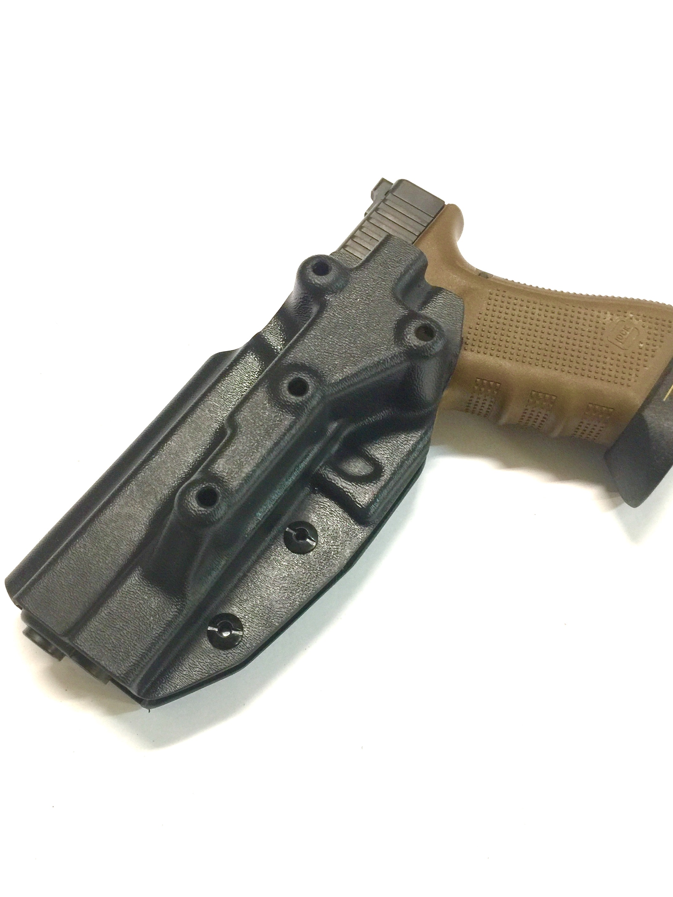 Redeye Tactical SJC Frame-Weight Competition Holster Right Hand