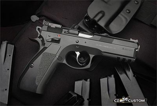 CZ 75 SP01 SHADOW TARGET 9mm
