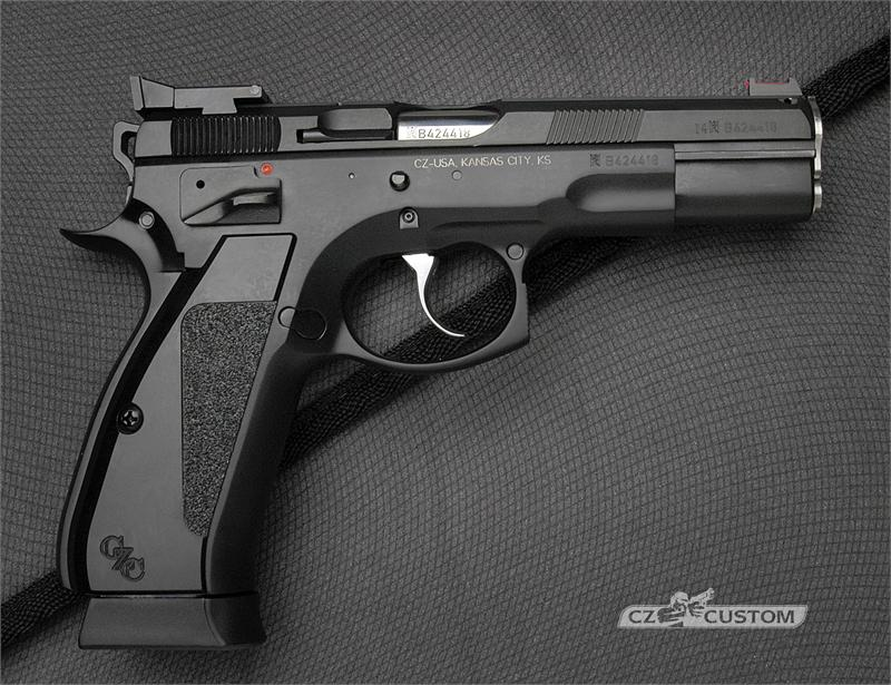 Cz 75 Accu Shadow Lite 9mm Black