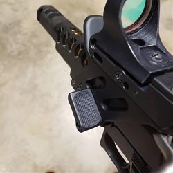 CK Arms C-More Slide Ride Scope Mount with Thumbrest