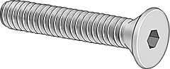 C-More Mounting Screw 5/8""