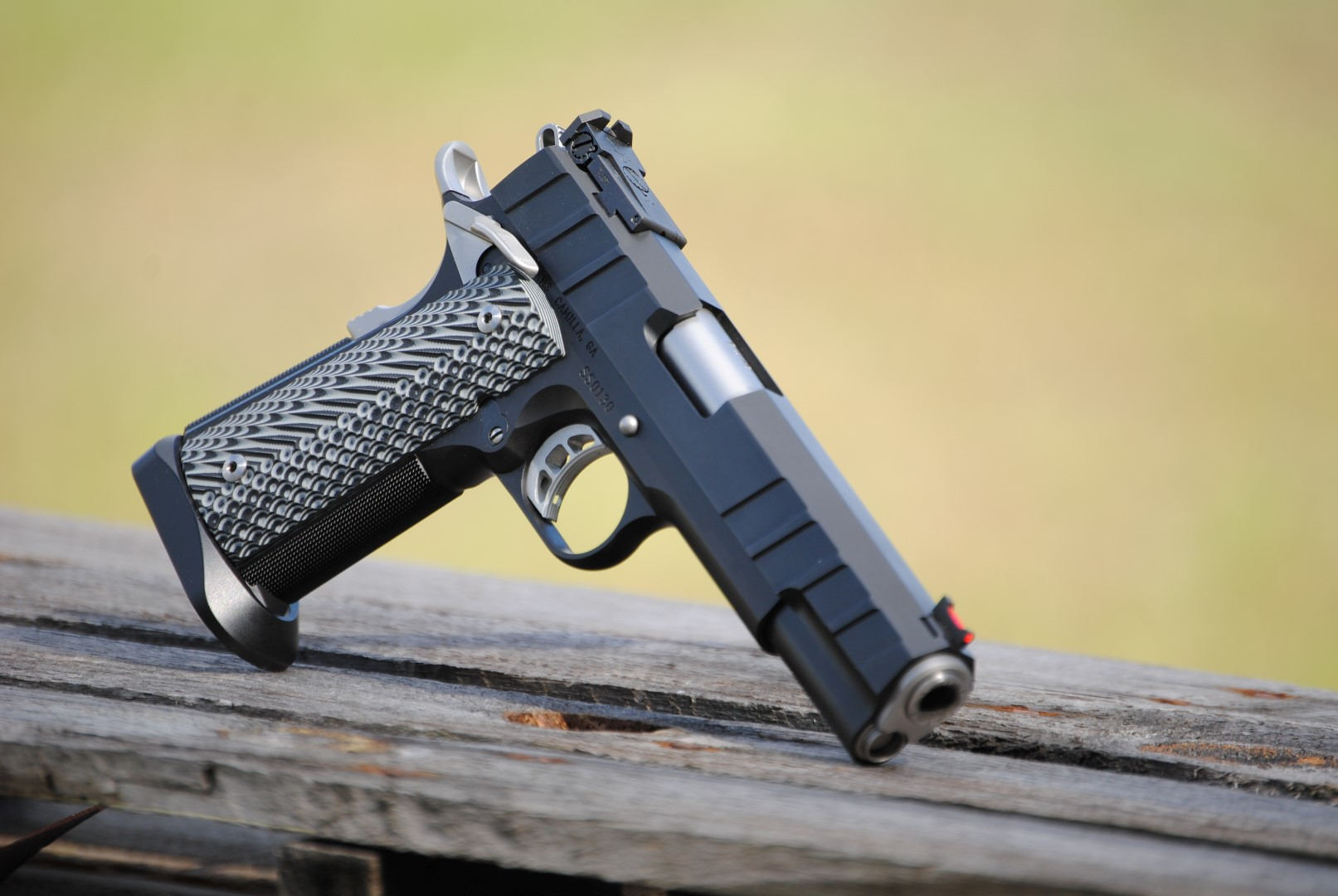 Ck Arms 1911 Competition 9mm Hardcore Black