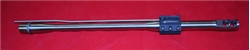 "JP 18"" Light Contour Barrel with Matching Bolt Black Teflon Finish"