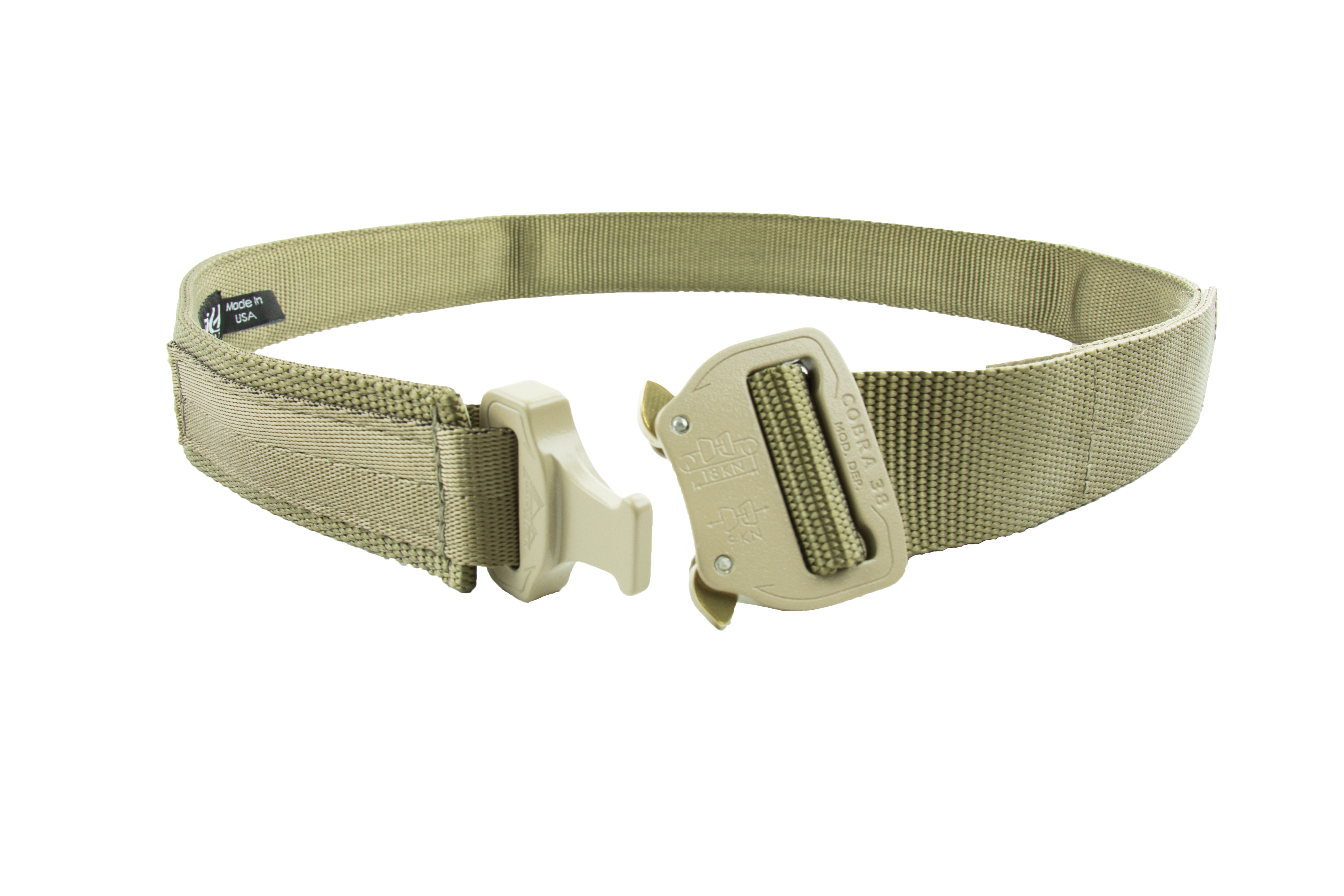 Blade-Tech Instructors Belt Tan