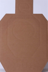 IDPA Official Licensed Targets NEW  100 Count