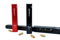 "MBX BLOWOUT ""Mega"" PCC Competition Extension Basepad including spring for Factory Glock 9mm and ETS Magazines only"
